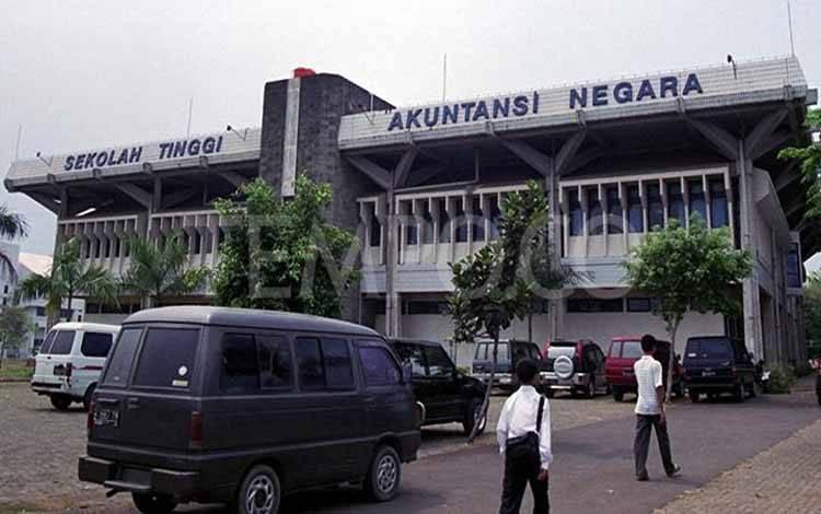 Gedung STAN (Sekolah Tinggi Akuntansi Negara), Jakarta. Dok. TEMPO/ Rendra