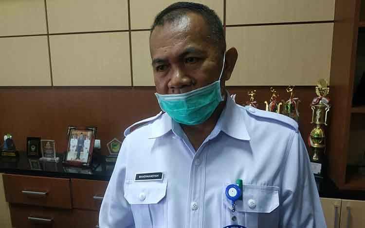 Kepala Dinas Kesehatan Seruyan, Mahdiniansyah