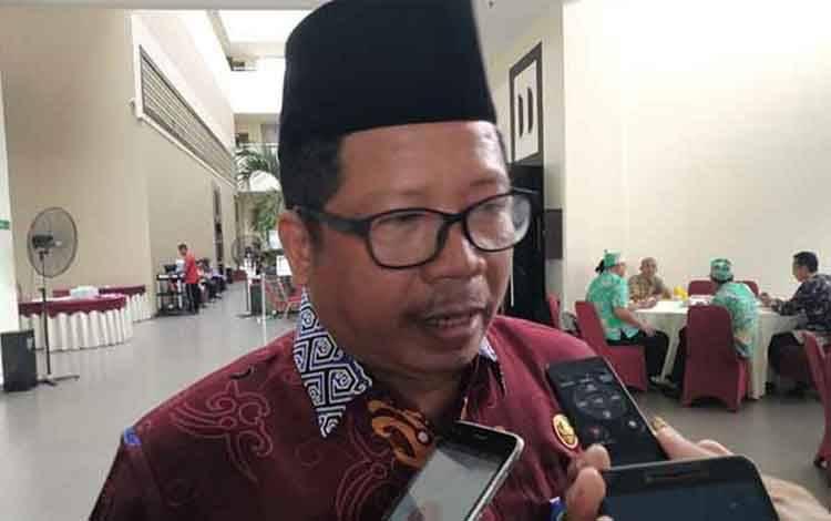Kepala Kantor Wilayah Kementerian Agama Provinsi Kalteng, Masrawan