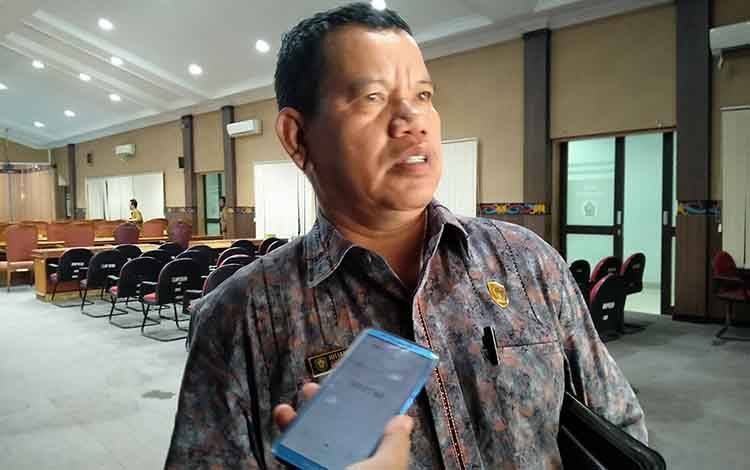 Anggota DPRD Kotawaringin Timur, Juliansyah.