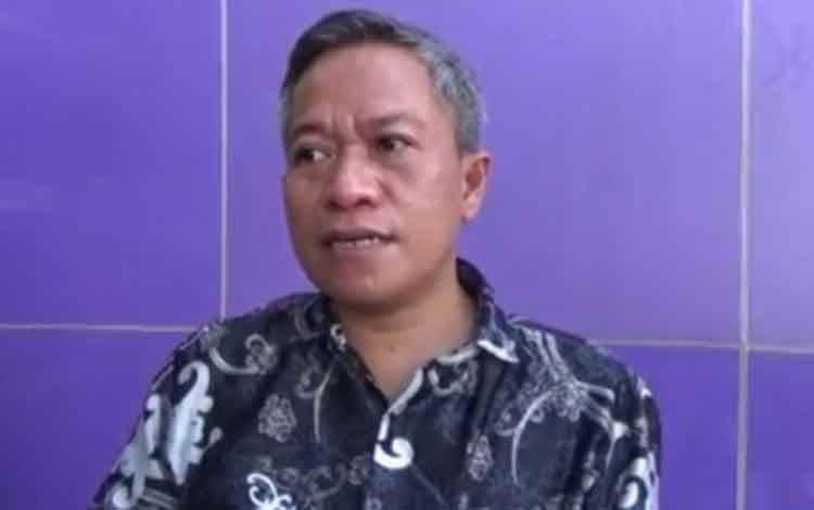 Ganeral Manager Neo Hotel Rahmat Agus Santoso