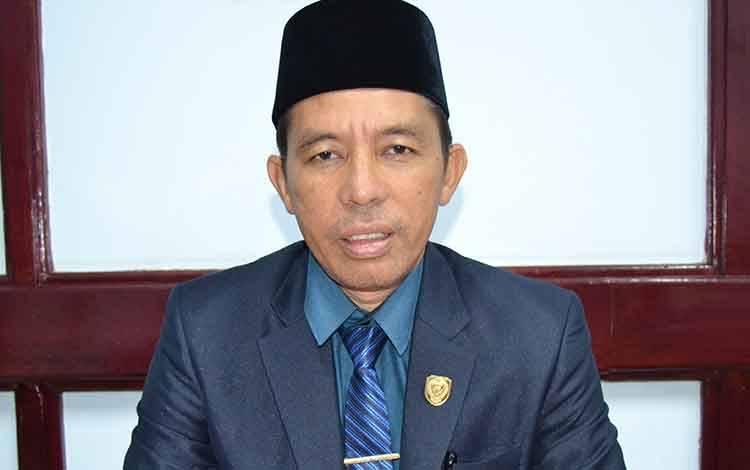 Wakil Ketua II DPRD Seruyan Muhammad Aswin
