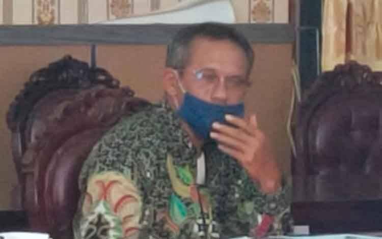 Anggota Komisi IV DPRD Kotawaringin Timur, Pardamean Gultom