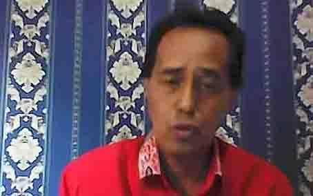 Kepala SMAN 5 Palangka Raya, Muhammad Ramli.
