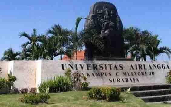 Universitas Airlangga. (foto : unair.ac.id via teras.id)