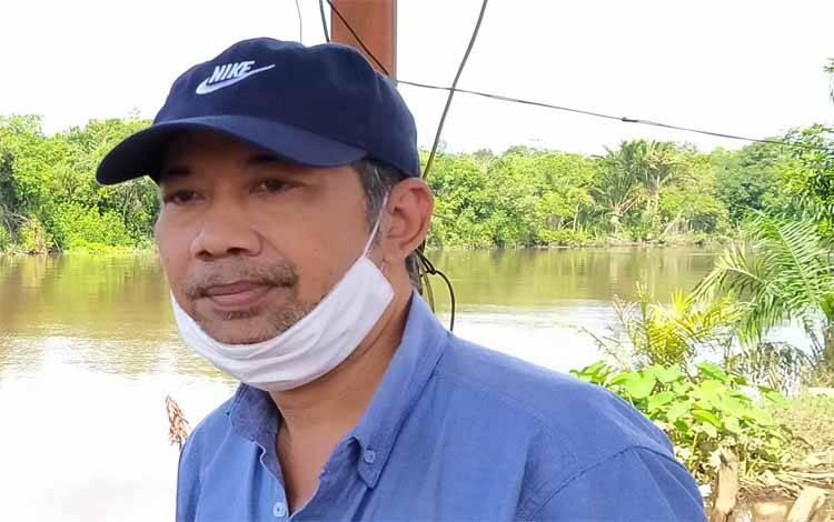Anggota Komisi IV DPRD Kotawaringin Timur, Handoyo J Wibowo