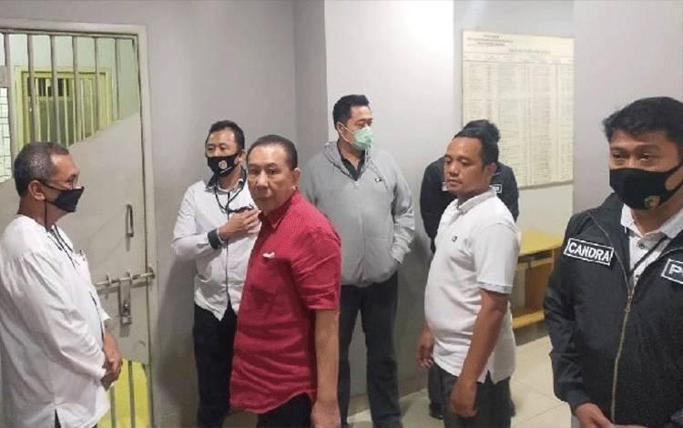 Djoko Tjandra menempati ruangan nomor 1 di Rutan Bareskrim Polri. Dok Istimewa