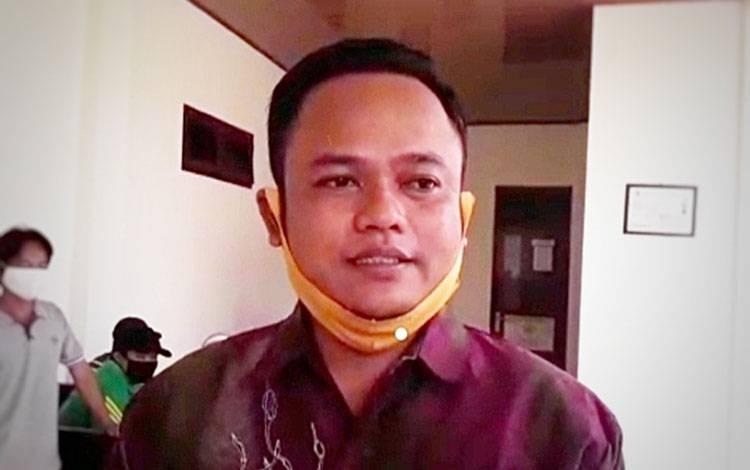 Ketua DPRD Barito Timur Nur Sulistio.