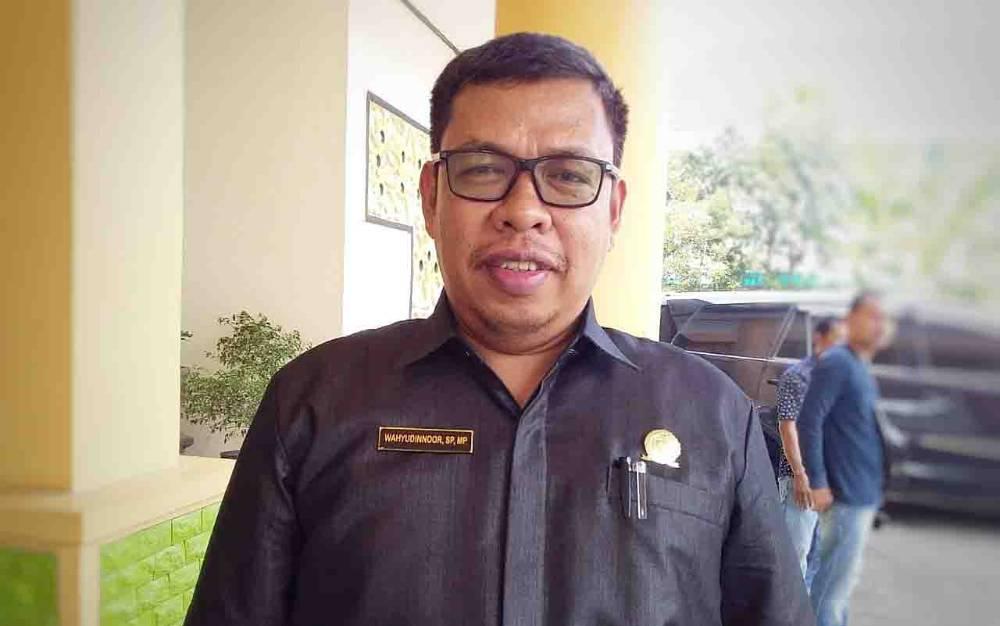 Anggota DPRD Barito Timur, Wahyudinnoor.