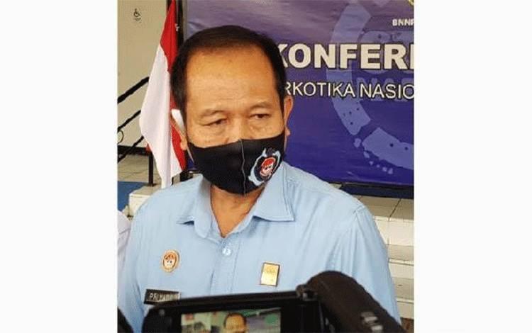 Kepala Kantor Kementerian Hukum dan HAM (Kemenkumham) Wilayah Jawa Tengah Priyadi. ANTARA/ I.C.Senjaya/TEMPO