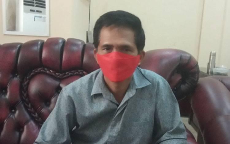 Wakil Ketua I DPRD Kobar Mulyadin