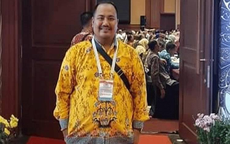 Anggota DPRD Kota Palangka Raya, Noorkhalis Ridha.