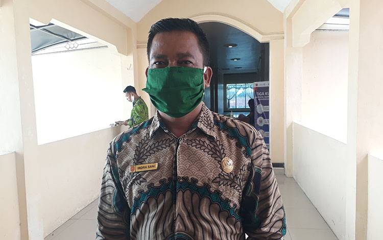 Anggota DPRD Kobar, Indra Sani mendukung pelatihan pemandu wisata perkotaan dan pedesaan.