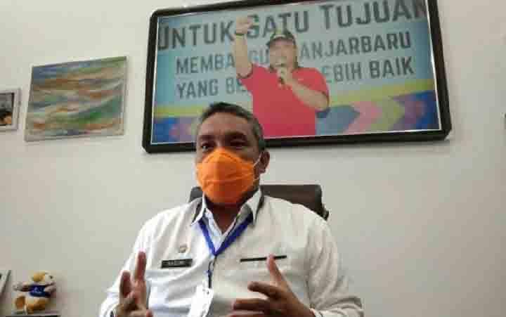 ali Kota Banjarbaru, Kalimantan Selatan Nadjmi Adhani. (Foto: Antaranews Kalsel/Istimewa via teras.id)