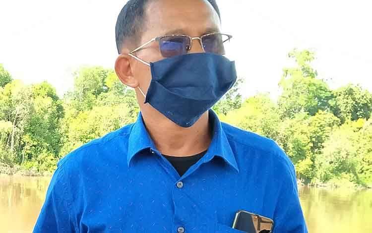 Anggota Komisi IV DPRD Kotawaringin Timur Pardamean Gultom.