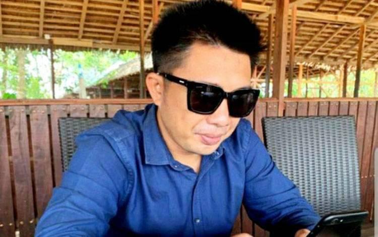 Anggota DPRD Barito Utara, Mustafa Joyo Muhtar