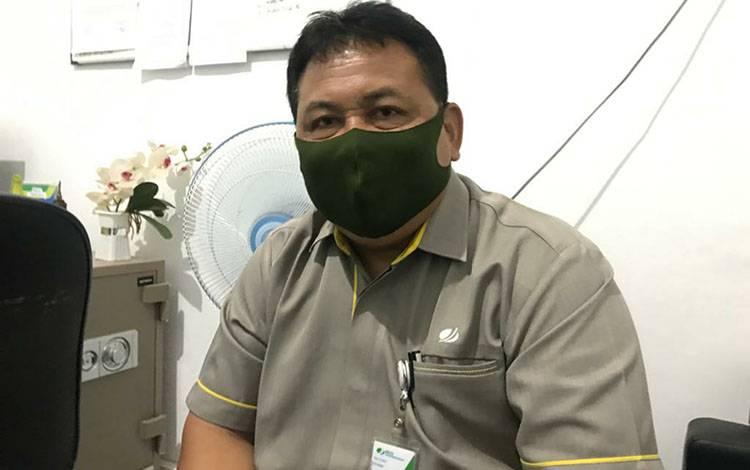 Kepala Kantor BPJamsostek Cabang Kapuas, Agus Sutejo