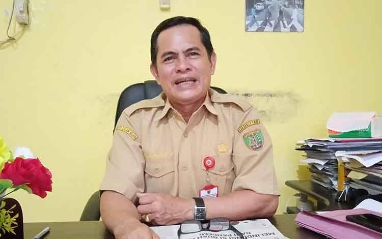 Kepala DPMPTSP Kabupaten Barito Timur, Trikorianto