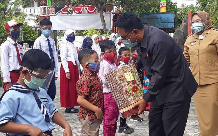 DPRD Kobar Akan Dukung Penuh Kebutuhan Belanja Dinas Pendidikan