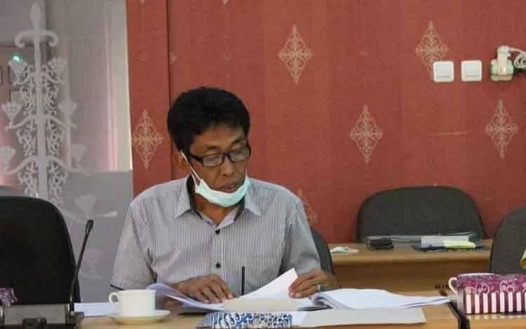 Wakil Ketua Komisi A DPRD Kota Palangka Raya, Rusdiansyah
