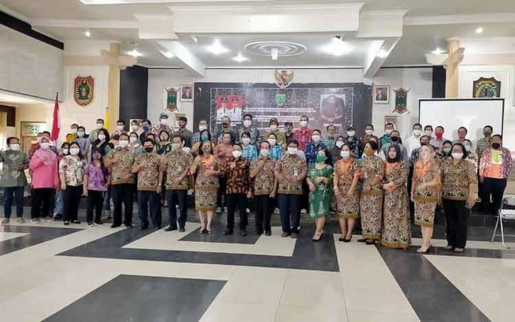 Pelatihan peningkatan kapasitas SDM koperasi dan UMKM Barito Timur