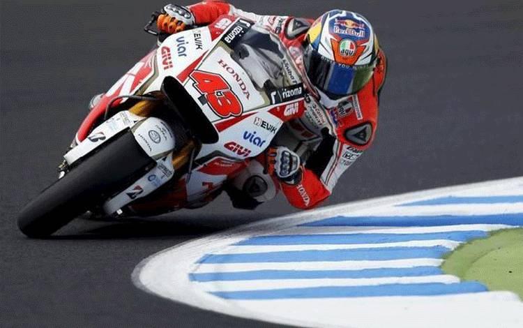Pembalap MotoGP, Jack Miller. Reuters