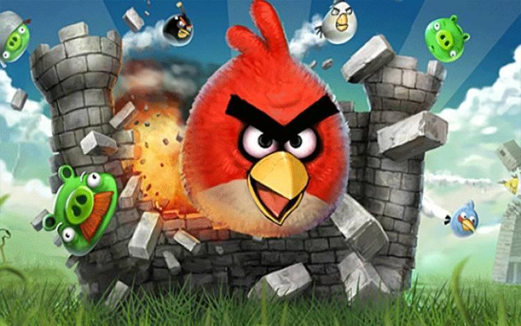 Angry Birds. Ilustrasi: rovio.com
