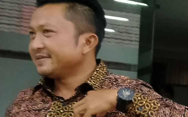 Ketua Komisi IV DPRD Kotawaringin Timur, Dadang H Syamsu.