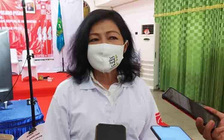 Wakil Bupati Pulang Pisau Pudjirustaty Narang.
