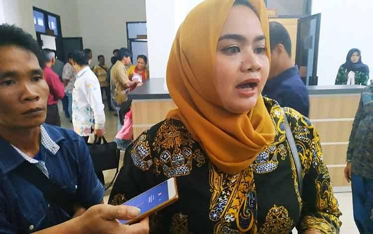 Anggota DPRD Barito Utara, Wardatun Nur Jamilah