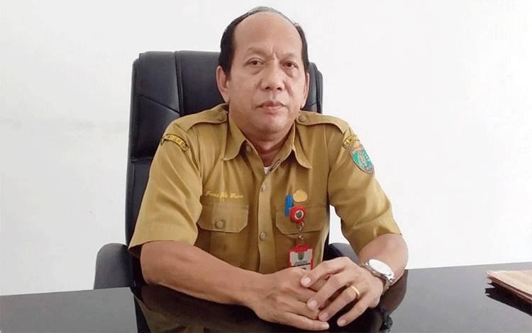Kepala Bapenda Kabupaten Barito Timur, Franz Sila Utama