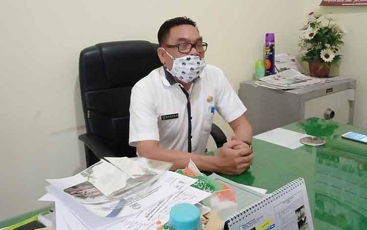 Plt Dinas Ketahanan Pangan Kabupaten Barito Timur, Berson