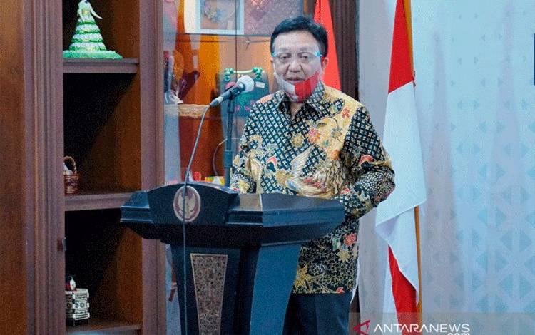 Deputi Bidang Pembiayaan Kementerian Koperasi dan UKM Hanung Harimba Rachman (ANTARA)
