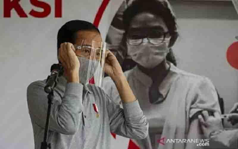 Presiden Jokowi. (foto : ANTARA)