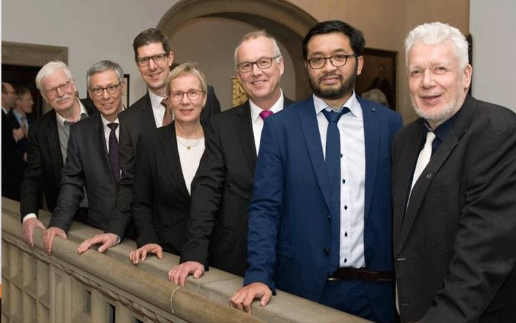 Profesor Indonesia raih penghargaan dosen terbaik di Jerman.