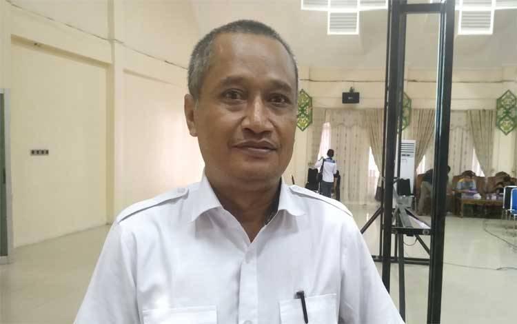 Kepala Dinas Pertanian Pulang Pisau, Slamet Untung Riyanto