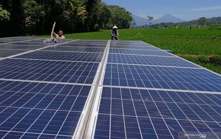 Pembangkit tenaga surya