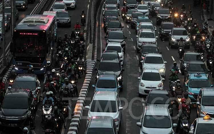Anies Baswedan Sebut Pemerintah Pusat Dukung Dki Terapkan Psbb Jakarta Lagi
