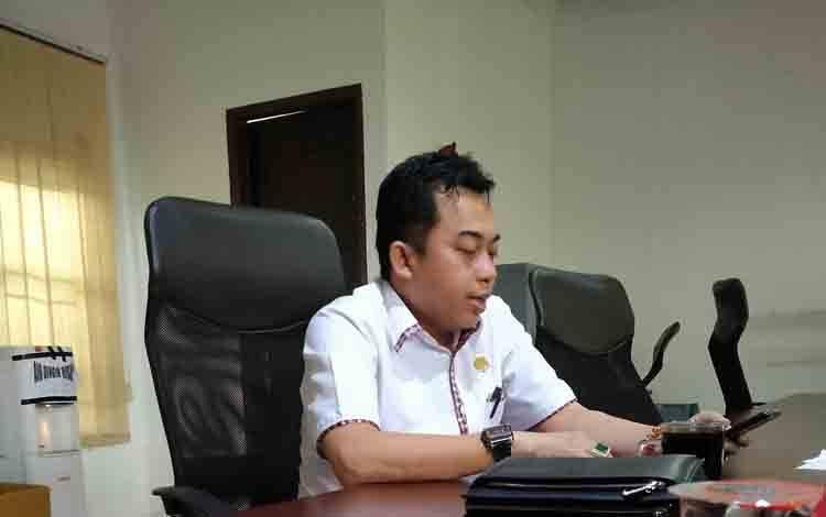 Anggota Komisi I DPRD Kotawaringin Timur, Rimbun
