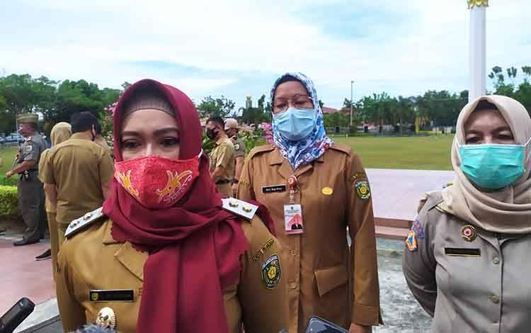 Wakil Wali Kota Palangka Raya Umi Mastikah