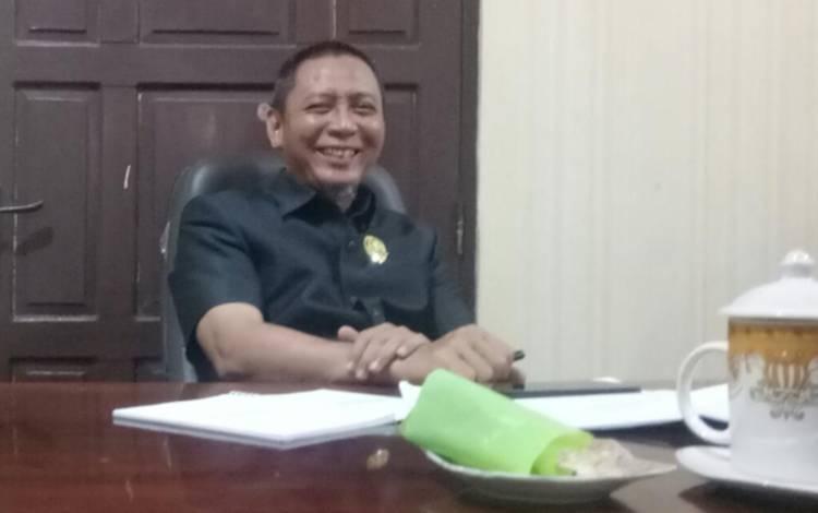 Wakil Ketua Komisi III DPRD Kotawaringin Timur, H Suprianto.
