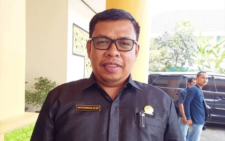 Ketua DPC PKB Barito Timur, Wahyudinnoor