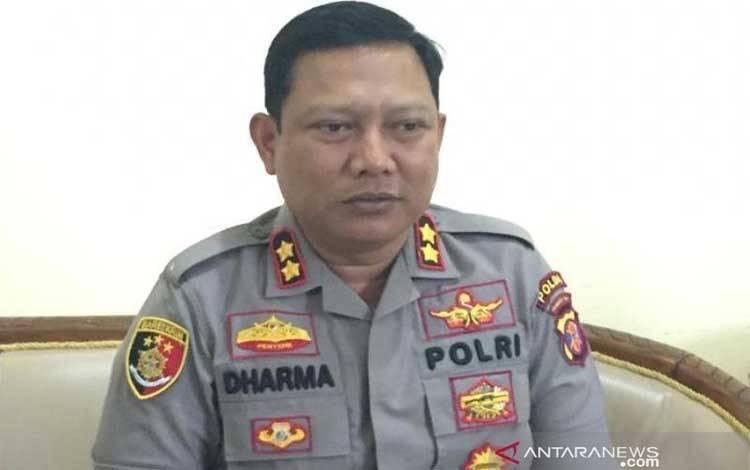 Kapolres Penajam Paser Utara AKBP Muhammad Dharma Nugraha