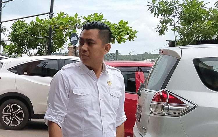 Anggota Komisi IV DPRD Kotawaringin Timur M Kurniawan Anwar