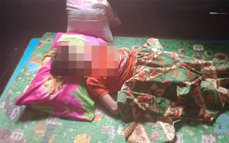 Seorang anak berumur 11 tahun di Desa Tumbang Tarusan Kecamatan TSG tewas setelah terserat banjir dan masuk gorong-gorong.