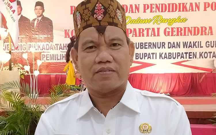 Anggota Fraksi Gerindra DPRD Kotawaringin Timur, Juliansyah.