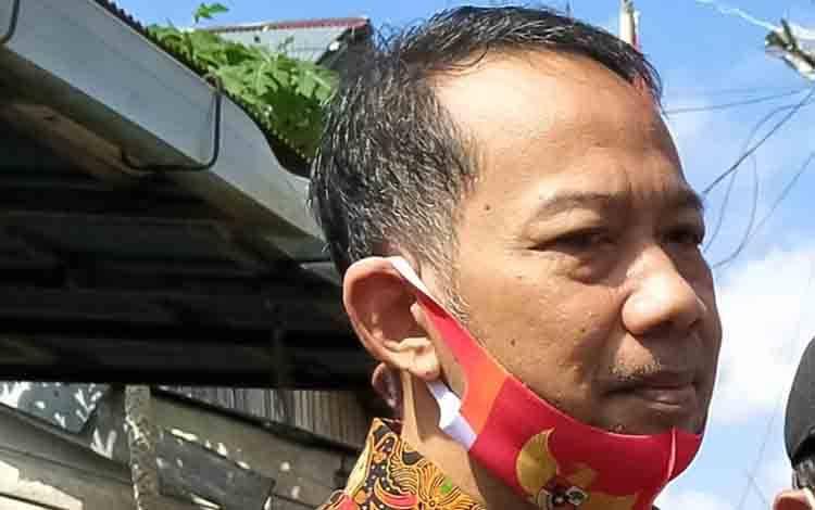 Anggota Komisi IV DPRD Kotawaringin Timur Handoyo J Wibowo.