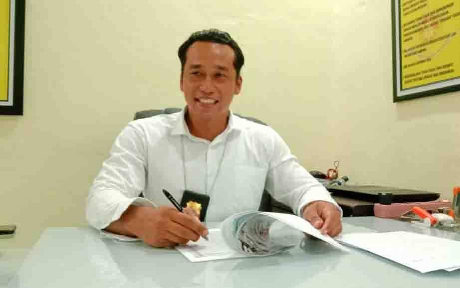 Kasat Reskrim Polresta Palangka Raya, Kompol Todoan Agung Gultom.