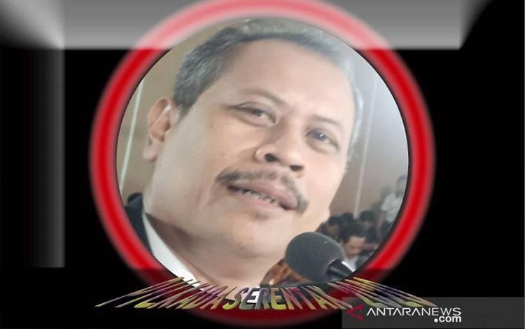 Wakil Dekan I Fakultas Ilmu Sosial dan Politik (FISIP) Undip Dr. Drs. Teguh Yuwono, M.Pol.Admin. ANTARA/dokumentasi pribadi