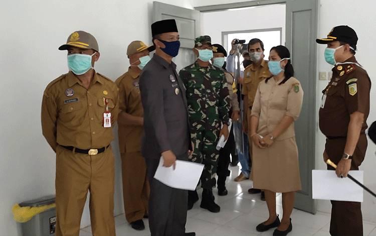 RSUD Sukamara Tutup Sejumlah Pelayanan ini Setelah Merawat Pasien Covid-19 dan Satu Perawat Terpapar Corona
